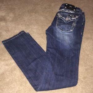 Miss Me Youth 14) Skinny Jeans